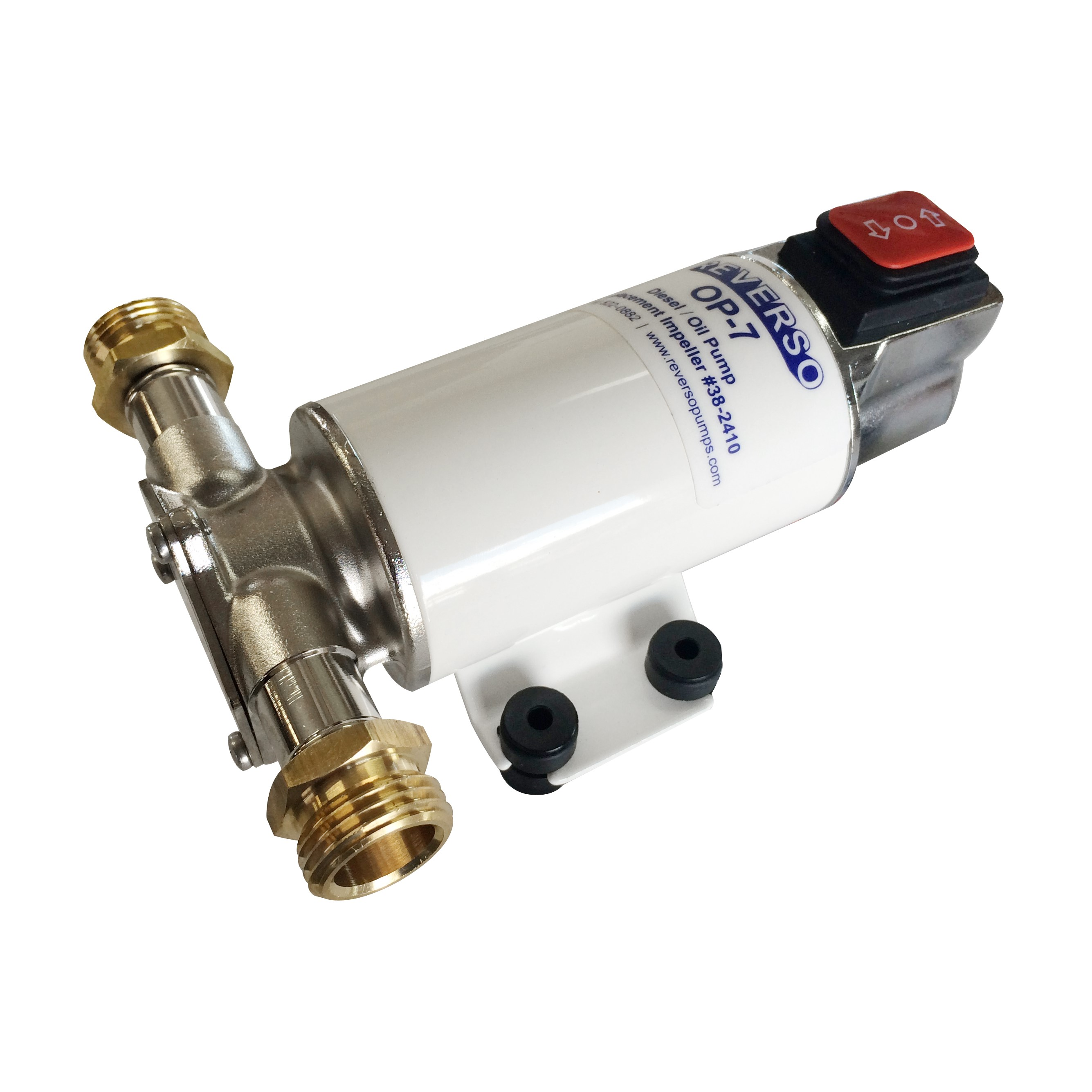 Reverso Oil/Fuel Transfer Pump