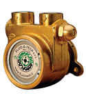 Fluid-O-Tech Rotary Vane Pump